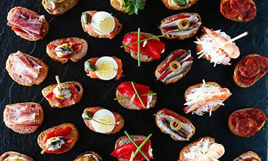 gastronomie basque pintxos