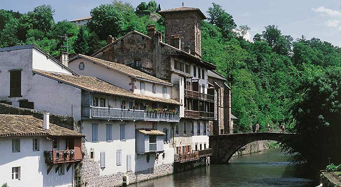 saint jean pied de port pays basque