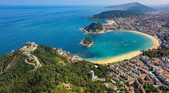 San Sebastian - Que faire au Pays Basque
