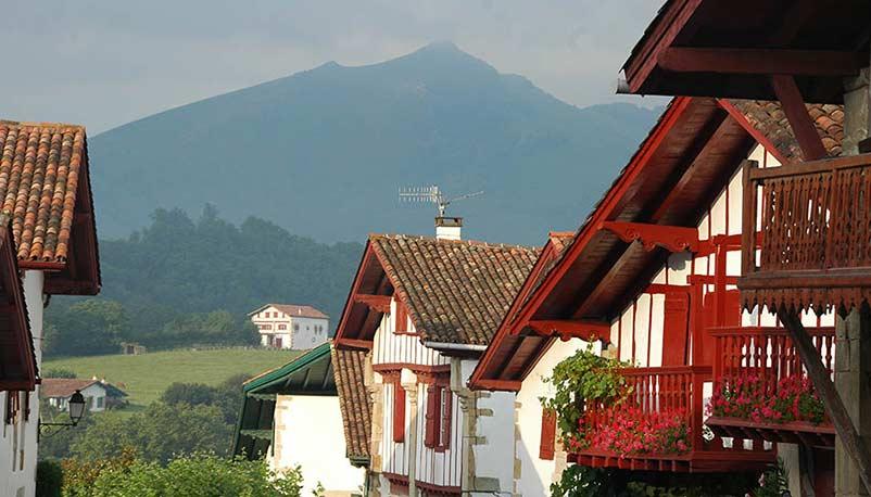 village sare pays basque