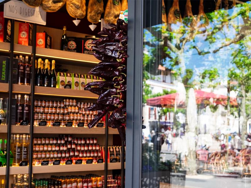 etxe peio-pays basque-produits terroir-boutique