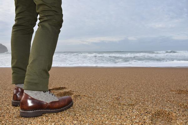 Le Soulor-chaussures montparnasse-pays basque