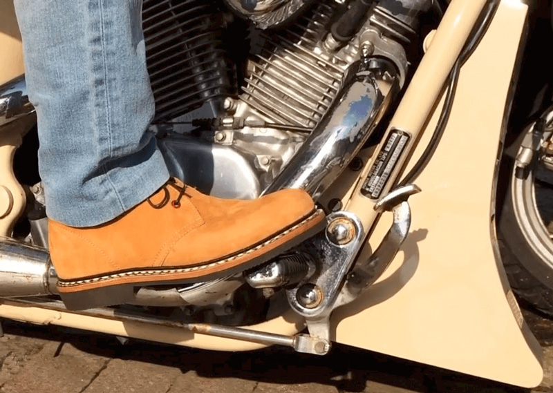 Le Soulor-chaussures-cousu norvégien
