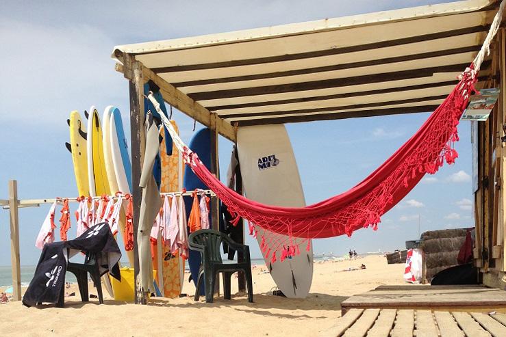 Ecole Anglet Surf Spirit- La Madrague