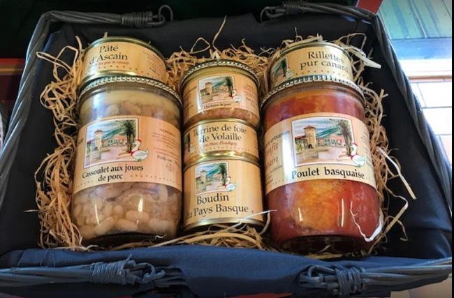 Confit d'Ascain produits terroir-qualité artisanale