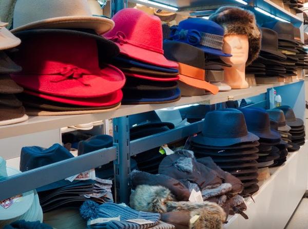 la chapellerie st jean de luz-chapeau froid