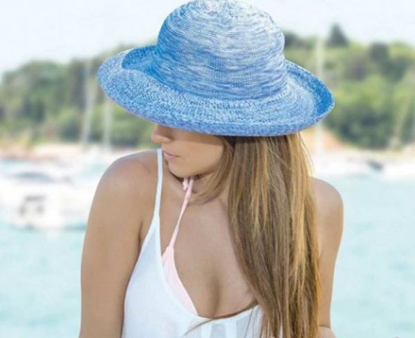 la chapellerie st jean de luz-chapeau anti-uv
