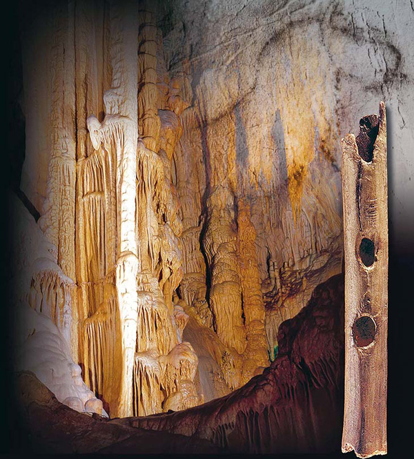 grottes isturitz oxocelhaya-vestiges préhistoriques peintures rupestres