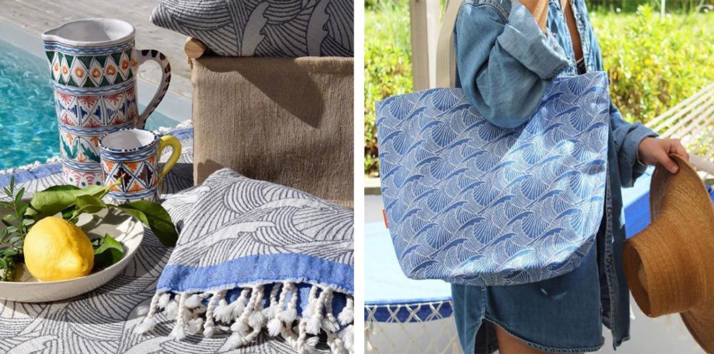 Jean-vier-créateur de tissu basque et décoration d'intérieur