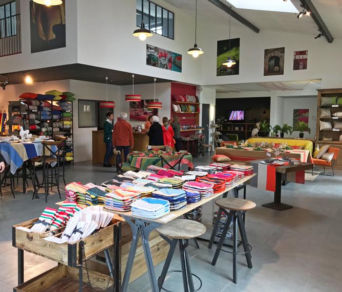 lartigue1910-magasin usine-ateliers tissage