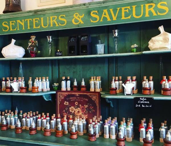 parfums et senteurs du Pays Basque-La Bastide Clairence