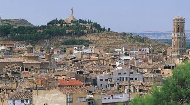 tudela bardenas pays basque