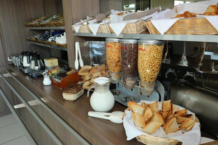 Arena Hotel St Jean de Luz-petit déjeuner