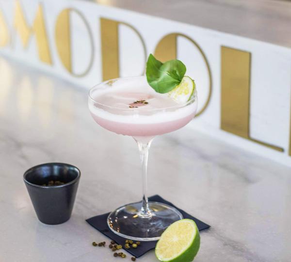 Cosmopolitain-bar à cocktail-Biarritz