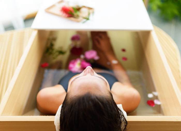 Spa Alaena Biarritz-bains japonais