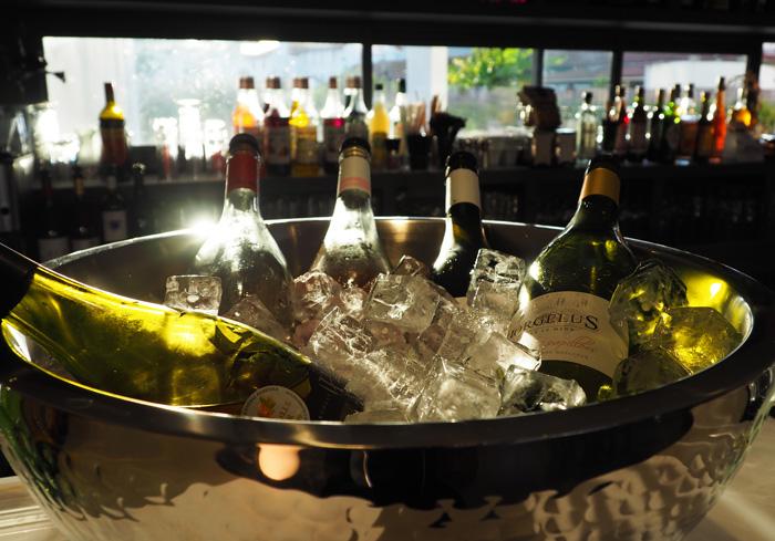 Restaurant Santiago-vins de sélection